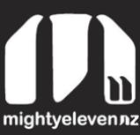2018 BMXNZ Mighty 11's Junior Test Team Selection